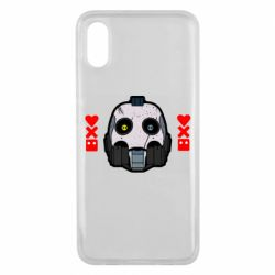 Чехол для Xiaomi Mi8 Pro Love death and robots