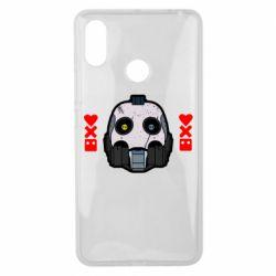 Чехол для Xiaomi Mi Max 3 Love death and robots