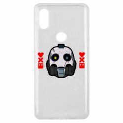 Чехол для Xiaomi Mi Mix 3 Love death and robots