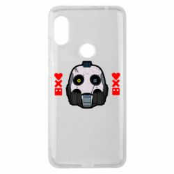 Чехол для Xiaomi Redmi Note 6 Pro Love death and robots