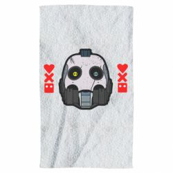 Полотенце Love death and robots