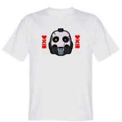 Мужская футболка Love death and robots