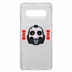 Чехол для Samsung S10+ Love death and robots