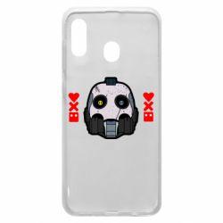 Чехол для Samsung A30 Love death and robots