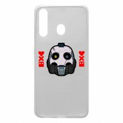 Чехол для Samsung A60 Love death and robots