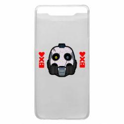 Чехол для Samsung A80 Love death and robots