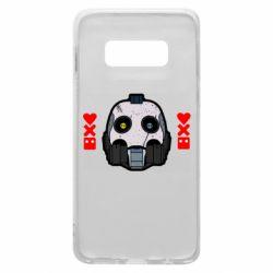 Чехол для Samsung S10e Love death and robots