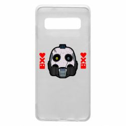 Чехол для Samsung S10 Love death and robots