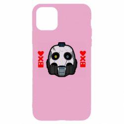 Чехол для iPhone 11 Love death and robots