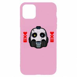 Чехол для iPhone 11 Pro Love death and robots