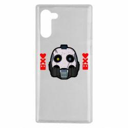Чехол для Samsung Note 10 Love death and robots