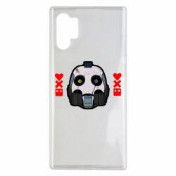 Чехол для Samsung Note 10 Plus Love death and robots