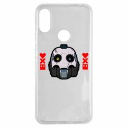 Чехол для Xiaomi Redmi Note 7 Love death and robots