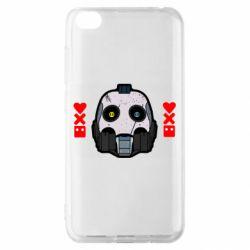 Чехол для Xiaomi Redmi Go Love death and robots