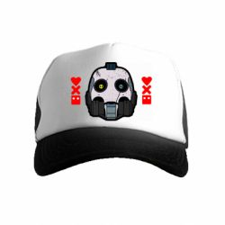 Детская кепка-тракер Love death and robots