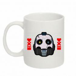Кружка 320ml Love death and robots