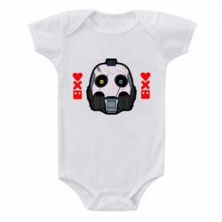 Детский бодик Love death and robots