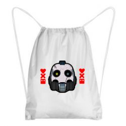 Рюкзак-мешок Love death and robots
