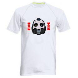 Мужская спортивная футболка Love death and robots