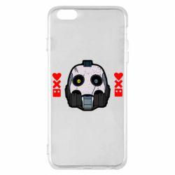 Чехол для iPhone 6 Plus/6S Plus Love death and robots