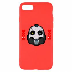 Чехол для iPhone 7 Love death and robots