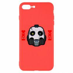 Чехол для iPhone 7 Plus Love death and robots