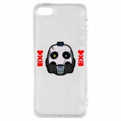 Чехол для iPhone5/5S/SE Love death and robots