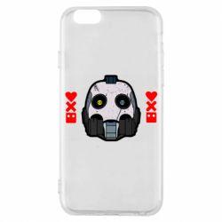 Чехол для iPhone 6/6S Love death and robots