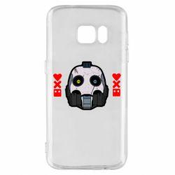 Чехол для Samsung S7 Love death and robots