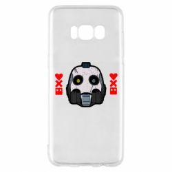 Чехол для Samsung S8 Love death and robots