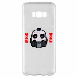 Чехол для Samsung S8+ Love death and robots
