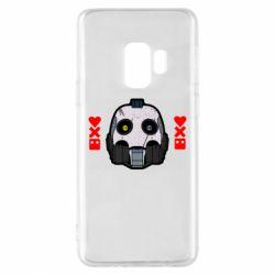 Чехол для Samsung S9 Love death and robots