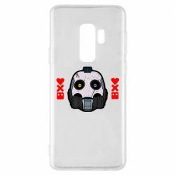 Чехол для Samsung S9+ Love death and robots