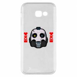 Чехол для Samsung A5 2017 Love death and robots