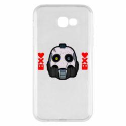 Чехол для Samsung A7 2017 Love death and robots