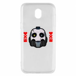 Чехол для Samsung J5 2017 Love death and robots