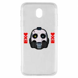 Чехол для Samsung J7 2017 Love death and robots