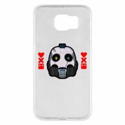 Чехол для Samsung S6 Love death and robots