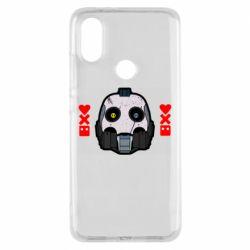 Чехол для Xiaomi Mi A2 Love death and robots