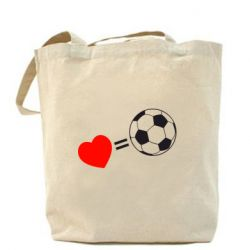Сумка Love=Football - FatLine