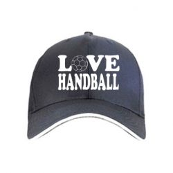 Кепка Love Handball - FatLine