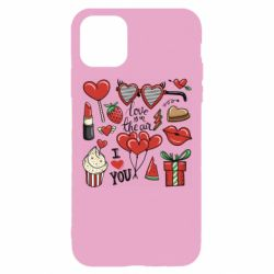 Чохол для iPhone 11 Pro Love is in the air