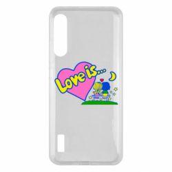 Чохол для Xiaomi Mi A3 Love is...