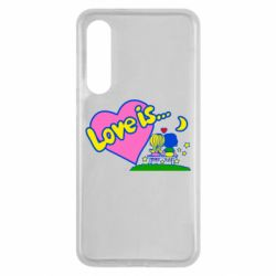 Чехол для Xiaomi Mi9 SE Love is...