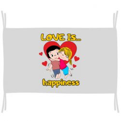 Прапор love is...happyness
