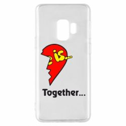 Чохол для Samsung S9 Love is...Together