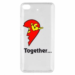 Чохол для Xiaomi Mi 5s Love is...Together