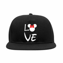 Снепбек Love Mickey Mouse (female) - FatLine
