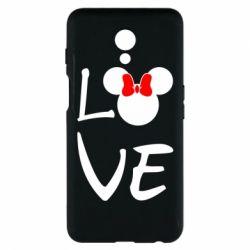 Чехол для Meizu M6s Love Mickey Mouse (female) - FatLine