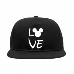 Снепбек Love Mickey Mouse (male)